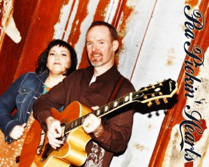 Pea Pickin' Hearts--Gatlinburg's own Appalachian/Americana duo!