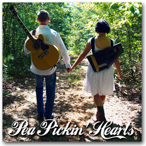 Click for a Sneak Preview of the Peas upcoming CD!