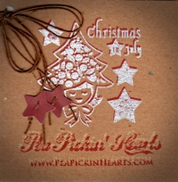 Listen to the Pea Pickin' Hearts' Christmas in July CD FREE from ReverbNation!