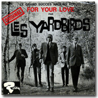 For Your Love by the Yardbirds sung by the Pea Pickin' Hearts!