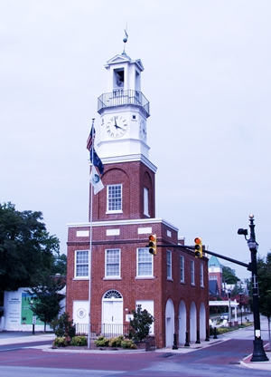 Learn more about the Town of Winnsboro in South Carolina!