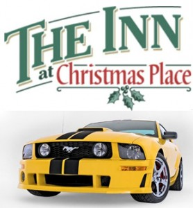 The Inn at Christmas Place is hosting the Pea Pickin' Hearts and the Yellow Mustang Registry!
