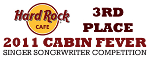 The Pea Pickin' Hearts placed 3rd in the Hard Rock Cabin Fever Series!