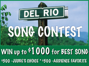 Learn more about the Del Rio Song Contest!
