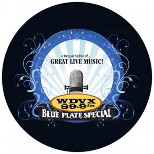 Tune in to hear the Pea Pickin' Hearts on WDVX's Blue Plate Special!