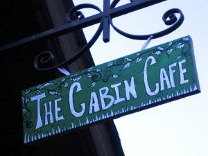 Come hear the Pea Pickin' Hearts at The Cabin Cafe!