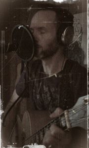 Jon Ives of the Pea Pickin' Hearts in Studio May of 2012!