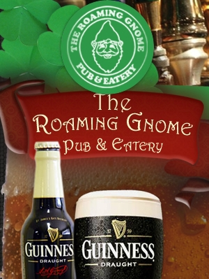 Roaming Gnome Pub in Sevierville!