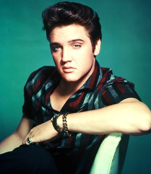 Happy 78th birthday to the King--Elvis Presley!