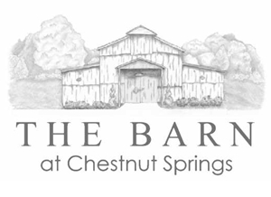 The Barn at Chestnut Springs!