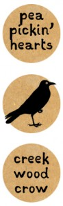 Download the Creekwood Crow CD today!