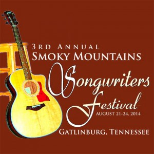 Come hear the Pea Pickin' Hearts at the 3rd Annual Smoky Mountain Songwriters Festival!