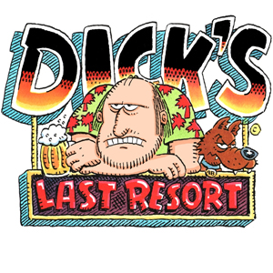 Come hear the Pea Pickin' Hearts at Dicks Last Resort in Gatlinburg!