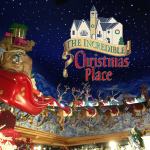 Come hear the Pea Pickin' Hearts at The Incredible Christmas Place!