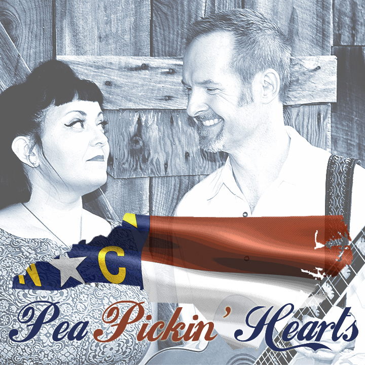 Come see the Pea Pickin' Hearts in NC!