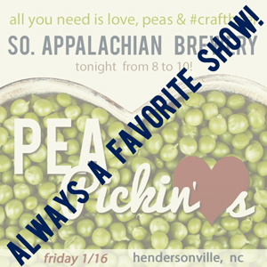 Thanks Southern Appalachian Brewery!