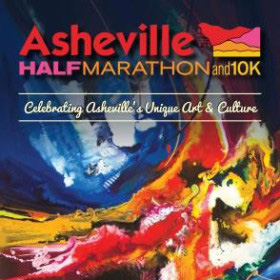 Hear the Pea Pickin' Hearts at the Asheville Half Marathon!