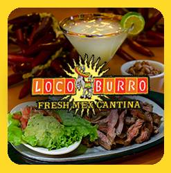 Hear the Pea Pickin' Hearts on the rooftop at Loco Burro in Gatlinburg, TN!