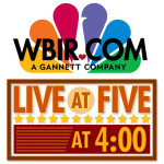 TUNE IN to the Pea Pickin' Hearts on WBIR's Live at Five at Four!