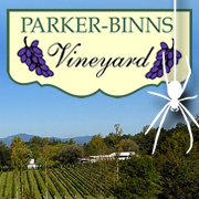 Come hear the Pea Pickin' Hearts at Parker Binns Vineyard on Halloween!
