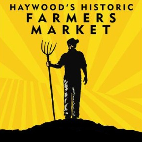 Hear the Pea Pickin' Hearts LIVE at the Haywood's Historic Farmers Market!