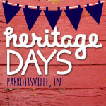 Hear the Pea Pickin' Hearts at the Heritage Days Festival in Parrottsville, TN!