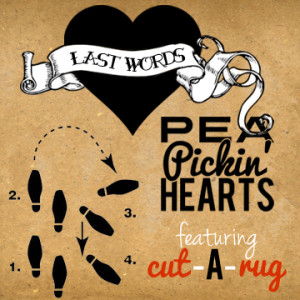 "Listen to ""Cut a Rug"" by the Pea Pickin' Hearts for FREE!"