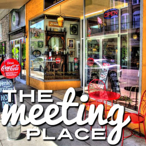 Hear the Pea Pickin' Hearts at The Meeting Place Country Store & Ice Cream Shoppe!