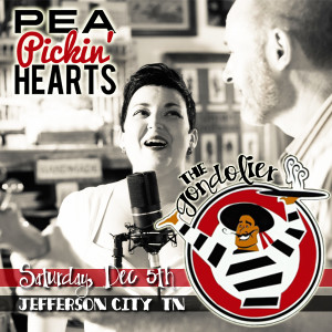 Hear the Pea PIckin' Hearts at The Gondolier in Jefferson City!