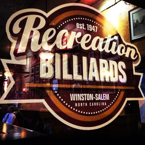 Hear the Pea Pickin' Hearts at Recreation Billiards in Winston-Salem, NC!