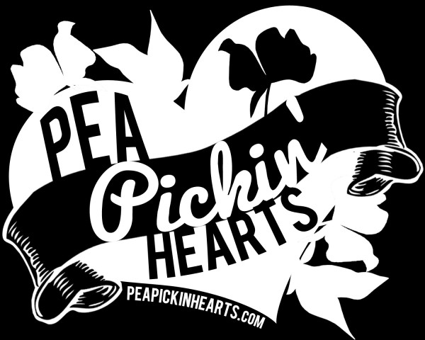 New stickers from the Pea Pickin' Hearts coming soon!