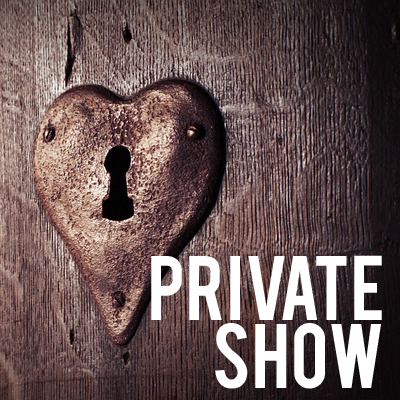 You TOO can have a private show with the Pea Pickin' Hearts!