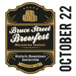 Hear the Pea Pickin' Hearts at the Bruce Street Brewfest in Sevierville, TN!