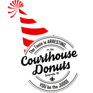 Celebrate the 2nd Anniversary of Courthouse Donuts in Sevierville, TN!