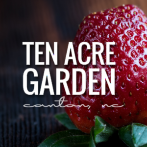 Hear the pea Pickin' Hearts at the Ten Acre Garden Farm to Table dinner in Canton, NC!