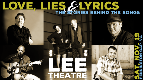 Hear the Pea PIckin' Hearts at Lee Theatre in Pennington Gap, VA!