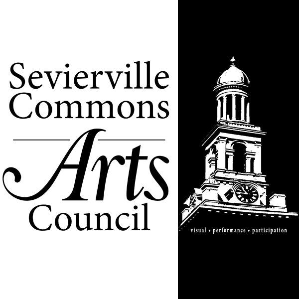 Hear the Pea Pickin' Hearts at the Sevierville Commons Arts Council reception on December 8th!