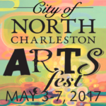 Hear the Pea Pickin' Hearts at the North Charleston Arts Fest!